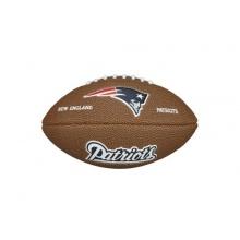 New England Patriots Mini Team Logo Football Bild 1