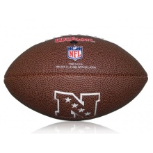 Wilson Football NFL 49ers Logo, Braun, Mini Bild 1