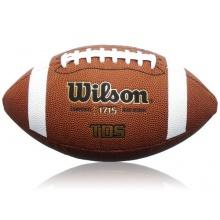 Wilson Football TDS, Braun, Senior, WL0206092041 Bild 1