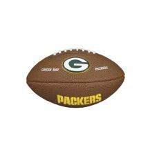 Wilson NFL Packers Logo Mini Football Bild 1