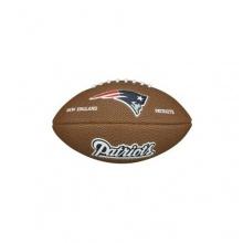 Wilson New England Patriots NFL Mini American Football Bild 1