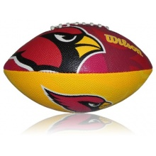 Wilson Football NFL Junior Arizona Cardinals Logo Bild 1