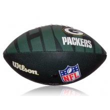 Wilson Football NFL Greenbay Logo, Grün/Gelb, Junior Bild 1