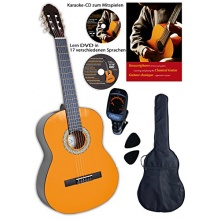 Clifton 4/4 Konzert-Gitarre Bild 1