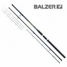 Balzer Modul X-Ray Feederrute 3,60 m,3 Wechselspitzen Bild 1