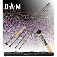 DAM Exquisite FLY G2, 10ft, 4 - 9,Fliegenfischen Rute  Bild 1
