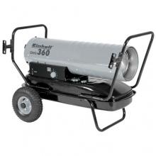 Einhell DHG 360 Diesel-Heißluftgenerator Bild 1