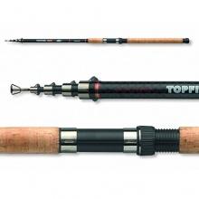 Cormoran Topfish Tele 60 Karpfen 6tlg.Teleskoprute  Bild 1