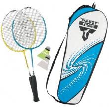 Talbot Torro Badmintonset Attacker Junior HellblauWeiß Bild 1