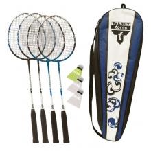 Talbot Torro Badminton Set 4-Attacker Bild 1