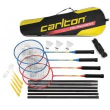 Dunlop Set Carlton Tournament Rot Blau One size Bild 1
