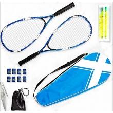 TCM Tchibo Turbo Badminton Set inkl.Zubehör Bild 1