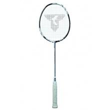 Talbot Torro Badmintonschläger ISOPOWER GreyBlackWhite Bild 1