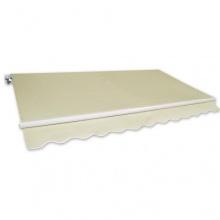 Gelenkarm-Markise 4x2,5 m beige Sonnenschutz Bild 1