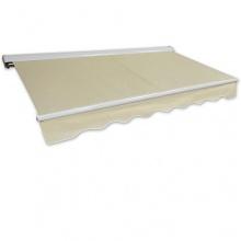 Kassetten-Markise 3x2,5m beige Sonnenschutz Bild 1