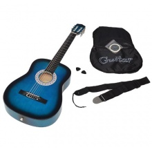ts-ideen 5265 Akustik Gitarre Klassikgitarre Konzertgitarre Bild 1