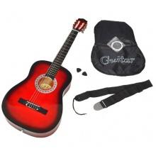 Ts-Ideen 5264 Akustik Gitarre Klassikgitarre Bild 1