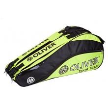 OLIVER Hüllen für Badmintonschläger DamenHerren schw.  Bild 1