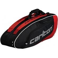 Dunlop Hüllen für Badmintonschläger RotSchwarz Bild 1