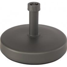 Stern 669971 Schirmständer Kunststoff 25 kg eisengrau Bild 1
