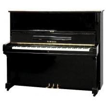 Yamaha U3 Schwarz Poliertes Klavier  Bild 1
