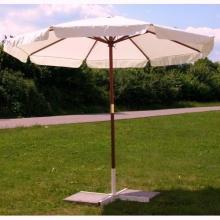 Sonnenschirm 3 Meter 300cm beige Bild 1