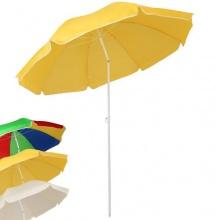 Sonnenschirm Strandschirm Durchmesser 125cm knickbar  Bild 1