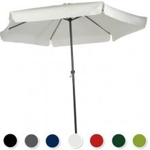 Ampelschirm Sonnenschirm mit Krempe Sonnenschutz  Bild 1