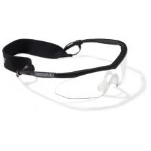 Unsquashable Squashbrille schwarz Gläser klar Bild 1