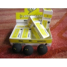Dunlop Pro Squashbälle 12er Box  Bild 1