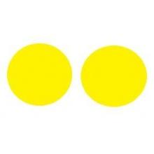 Victor Squashbälle 3er sehr langam doppelgelb  Bild 1