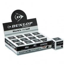 Dunlop Squashball schwarz Bild 1