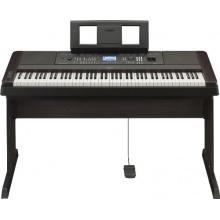 Yamaha DGX-650B schwarz Digital Piano  Bild 1
