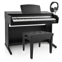 Gear4music DP10 Deluxe Klavierhocker im Paket + Digitalpiano  Bild 1