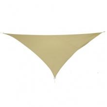 Dreieckiges Sonnensegel Tarp 360cm wasserabweisend Bild 1