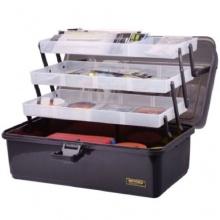 Angelkoffer,Tackle Box 3-Tray Größe XL von Spro Bild 1