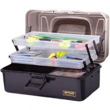 Angelkoffer, Tackle Box 2-Tray Größe L von Spro Bild 1