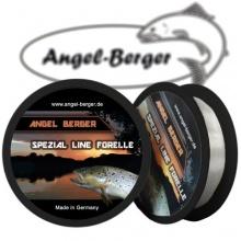Angelshop Berger Spezial Line Angelschnur Forelle 300m Bild 1