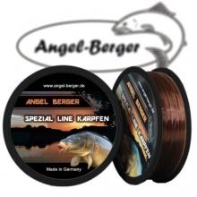 Angelshop Berger Spezial Line Angelschnur Karpfen 300m Bild 1