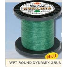 WFT Round Dynamix 600m geflochtene Angelschnur, 0.16mm Bild 1