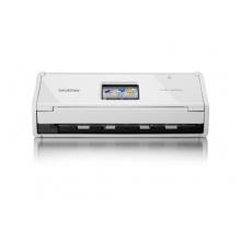 Brother Duplex-Dokumentenscanner USB 2.0, WLAN weiß Bild 1
