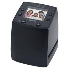 LogiLink Filmscanner 6 cm 2,4 Zoll 5MPX USB 2.0 Bild 1