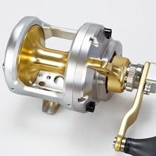 ShimanoTalica 2 Speed Multirolle mit Schiebebremse Bild 1