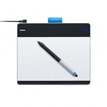 Wacom Grafiktablett Größe S inkl. Stift Bild 1