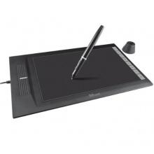 Trust Grafiktablett 30 cm 11,8 Zoll Display 4000 lpi  Bild 1