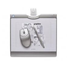 Wacom Graphire Bluetooth Grafiktablett A5 2000 DPI Bild 1