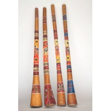 Four Elements Jackfruit Baum Holz Rinde Didgeridoo Bild 1