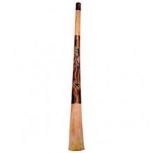 Terre Teak bemaltes Didgeridoo Bild 1