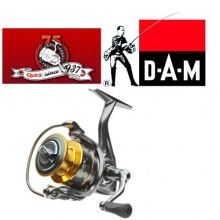 DAM Quick Ammo 440 FD 195/0,30 293g Spinncastingrolle Bild 1