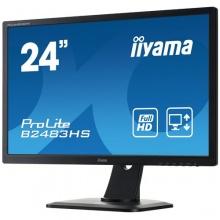 iiyama 61 cm 24 Zoll LED-Monitor HDMI DVI  Bild 1
